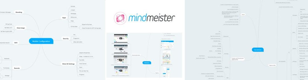 Mind Mapping with Mindmeister – One of the best for business productivity