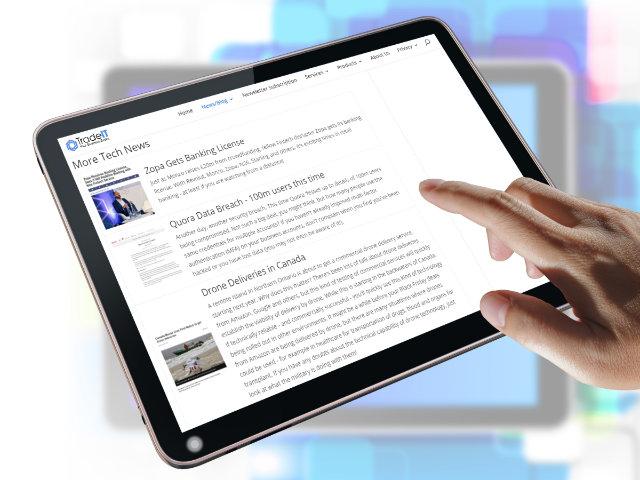 Tech News for Business