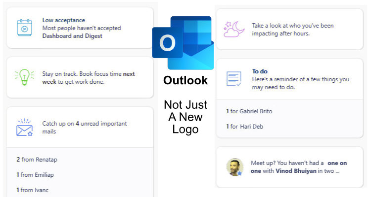 Outlook – New Productivity Tools on the Way